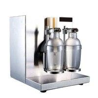 Jamielin Automatic Stainless Steel Double head Bubble boba tea beverage Milk shaking machine Speed Milkshake Machine