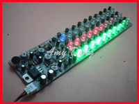 Free Shipping Level Indicator Voice Level Indicator Sound Level Indicator Module Electronics Production Suite
