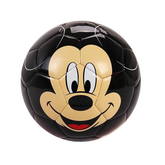 Pelota de fútbol de PVC tamaño 2 Mickey de DISNEY 15 cm niños juguetes de  jardín db4f63799e49b