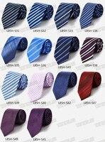 8 5cm Formal Business Double Sided Silk Mulberry Silk Tie Striped Ritzy Necktie Wave Point Neck
