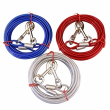 Double Tractio Rope Pet Dog Chain Leash Chest Strap Small Medium And Large  Walk Dog Essential Strong Durable Pet Supplies