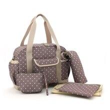 Брендовая сумка для мамы для младенцев подгузники сумка-мессенджер многофункциональная модная сумка для пеленок через плечо для мамы Прямая поставка