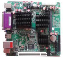 N270 motherboard pos machine motherboard machine motherboard fan motherboard single network mini-itx