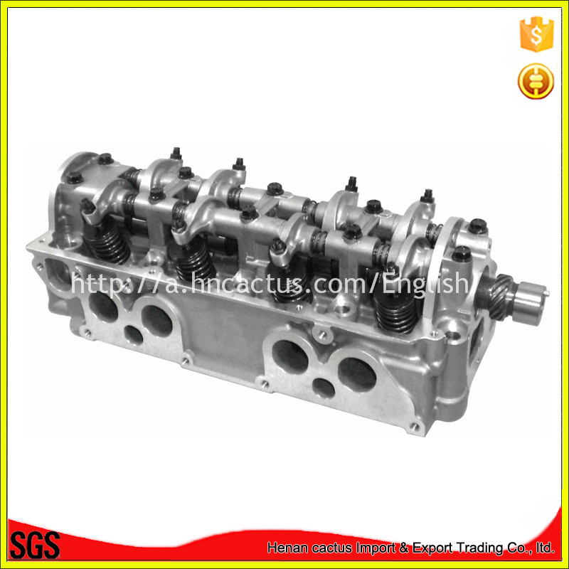 Complete F8 <font><b>cylinder</b></font> <font><b>head</b></font> assembly for <font><b>Mazda</b></font> <font><b>626</b></font> 929 E1800 Capella 1789cc 1.8L SOHC 8v 1989-96 F8 <font><b>head</b></font> <font><b>cylinder</b></font> image