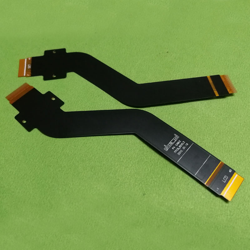 LCD display screen connector Flex Cable for <font><b>Samsung</b></font> Galaxy Note 10.1 P7500 P7510 N8000 N8010 N8013 <font><b>P5100</b></font> P5110 main <font><b>motherboard</b></font> image