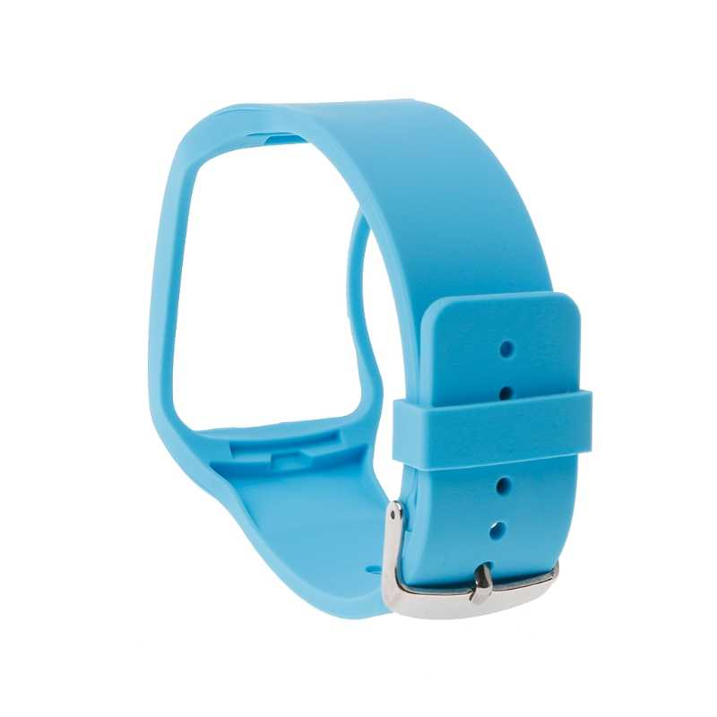 Reemplazo de correa banda de muñeca de silicona para reloj inteligente Samsung Galaxy Gear S SM-R750