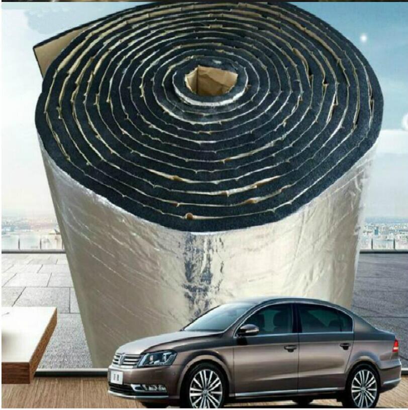 Крышка двигателя автомобиля изоляции шумоизоляция автомобиль Звукоизолирующие толщина 7  ...