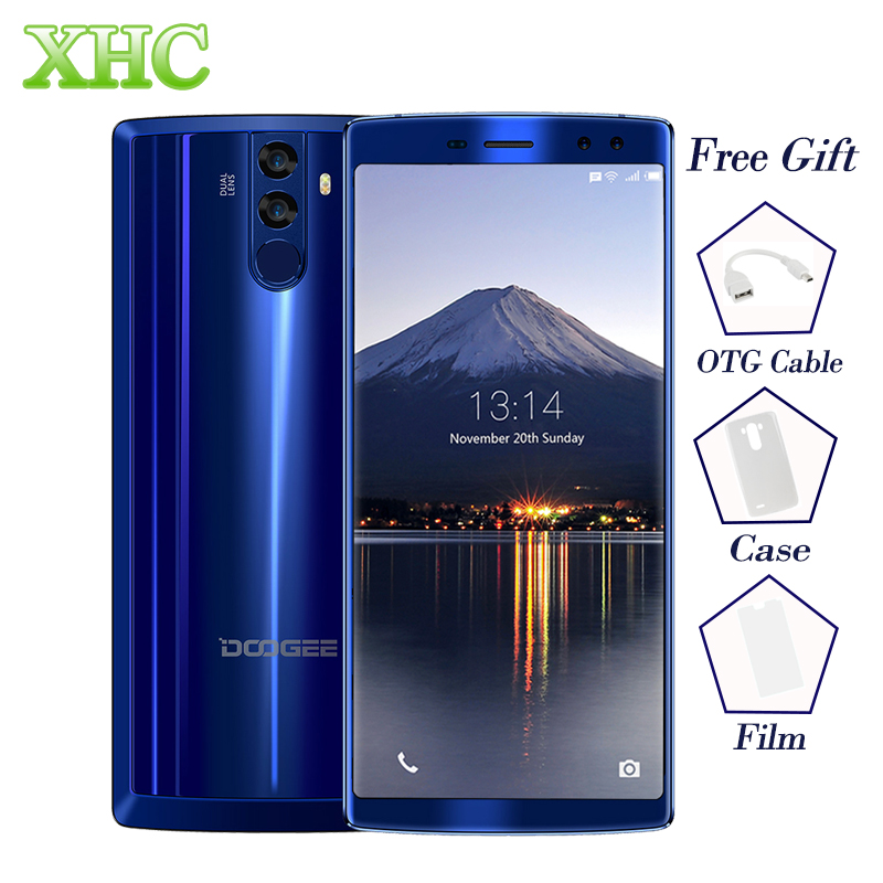 DOOGEE BL12000 6.0'' Smartphone 12000mAh Battery Octa Core 4GB RAM 32GB ROM Android 7.1 16.0MP+16.0MP Cameras Dual SIM Cellphone