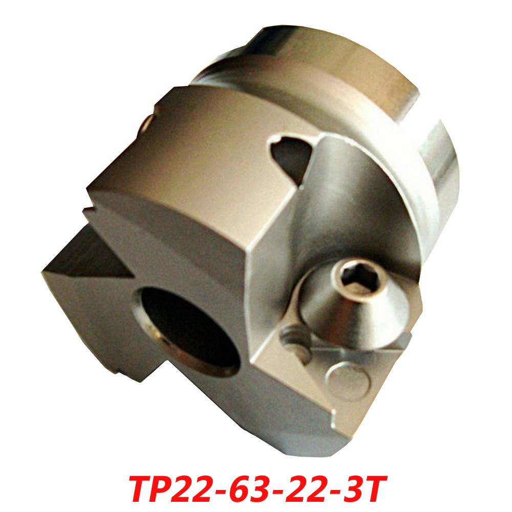 Подробнее о Free Shipping TP22-63-22-3T High Feedrate And Right Angle Shoulder Face Milling Cutter For HITACHI Insert TPMN2204 uxcell bap400r 63 22 4t 0 87 x 2 5 metal right angle shoulder face milling cutter
