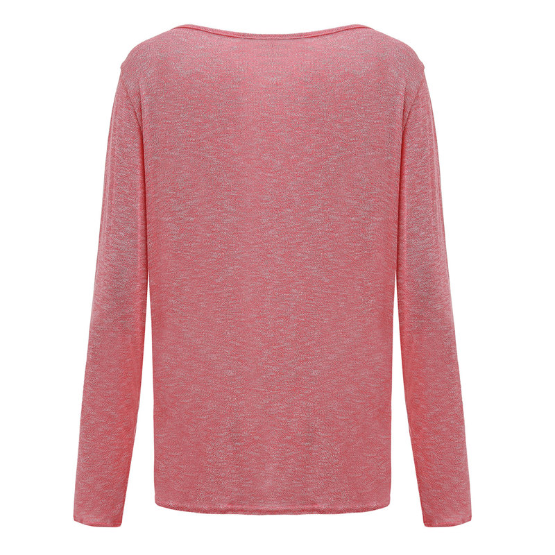 HTB1mGjuPpXXXXbjXVXXq6xXFXXX1 - New Spring Casual O Neck Long Sleeve Cotton Women T-Shirts