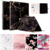Marble Pattern PU Leather Flip Case For IPad 2 3 4 Case Smart Cover For IPad