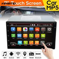 Vehemo HD in Dash Car Player USB Car MP5 MP5 Player Universal Premium Audio Video Player 1080P