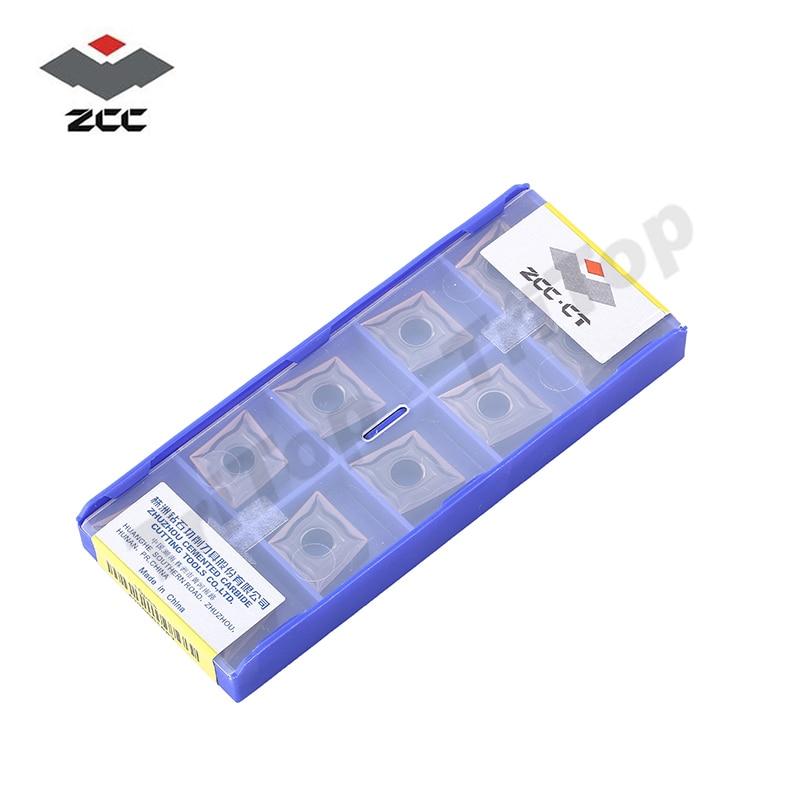 10vnt / partijoje parduodama ZCC.CT YBG205 CNMG 120404 -EF volframo - Staklės ir priedai - Nuotrauka 5