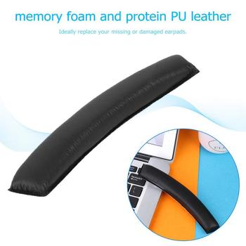 Replacement Headband Foam Cushion Pad for Logitech G933 for Sennheiser HD202 HD212 HD447 Headphones Soft Protective Cushion NEW image
