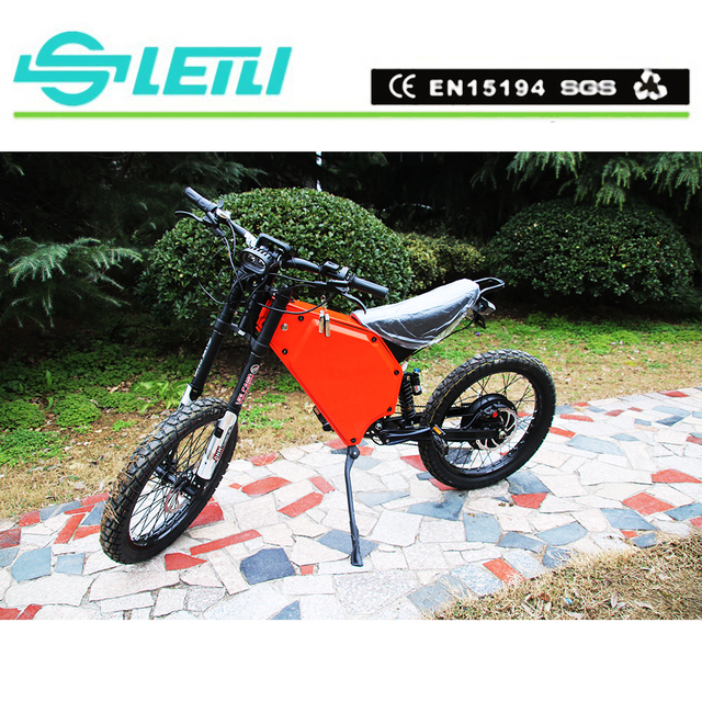 65a7c5ed9ab Large power enduro stealth bomber electric bike 3000w off road e bicycle/ ebike