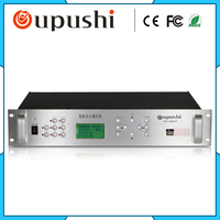 OUPUSHI MP-9904T Gratis verzending Timing player Online winkelen stereo digitale audio crossover 3-way uit china leverancier