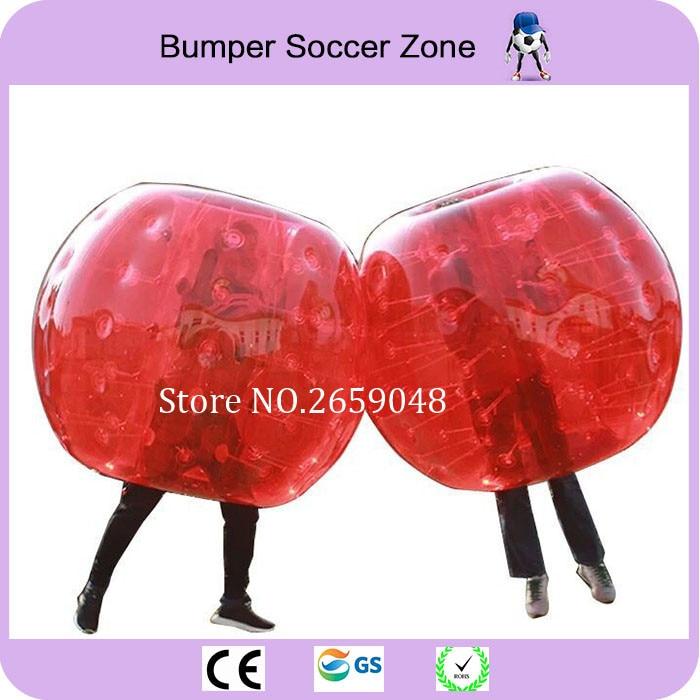 Envío gratis High Qulity 1.5 m TPU inflable Zorb Ball Bubble Soccer Ball Bumper Ball Bubble Football para adultos