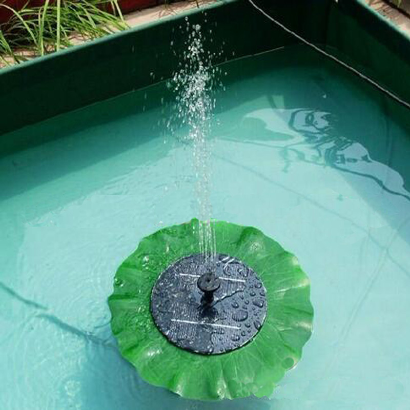 Bringsmart 160FHY28 DC Water Pump 8V Mini Brushless Submersible Floating Fountain Pump Solar Panel Low Pressure 3l m 100kpa pressure dc electric mini brushless vacuum pump