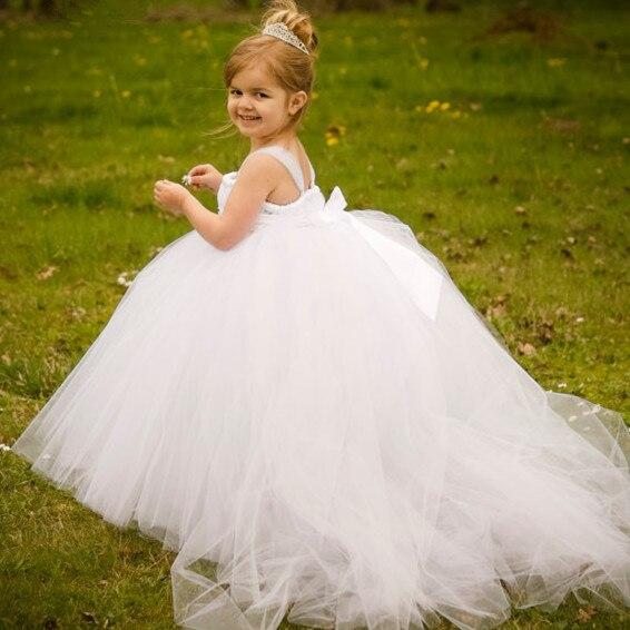 Flower Baby Dresses Wedding