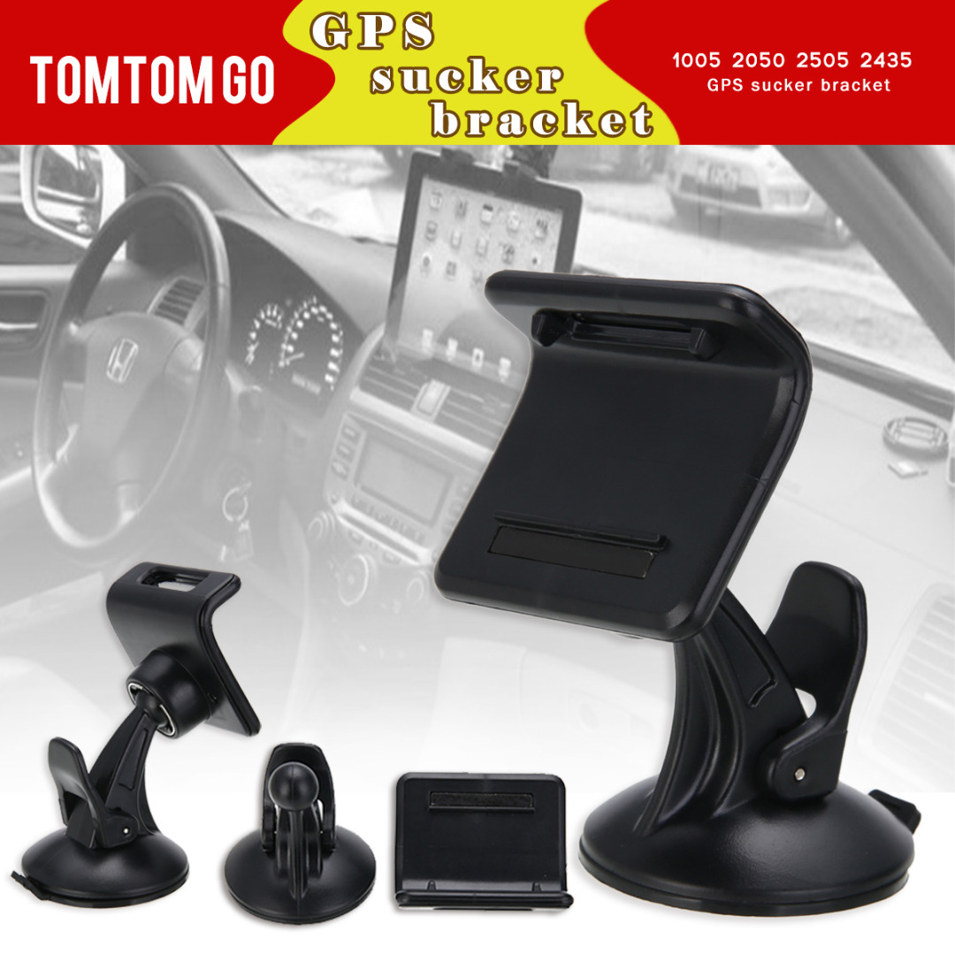 Mayitr 1pc Car Windscreen Suction Mount GPS Stand Holder For TomTom GO 1005 2050 2505 2435