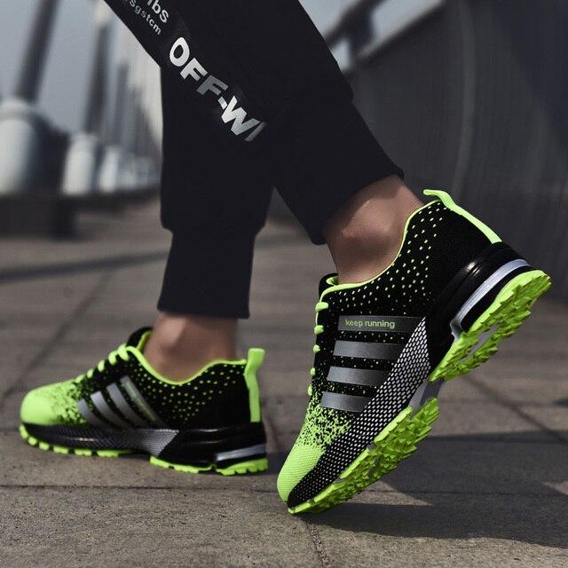 Zapatos casuales de los hombres de la primavera de 2018 zapatillas de deporte de verano de los hombres de encaje transpirable antideslizante de alta calidad de los hombres de lujo zapatos