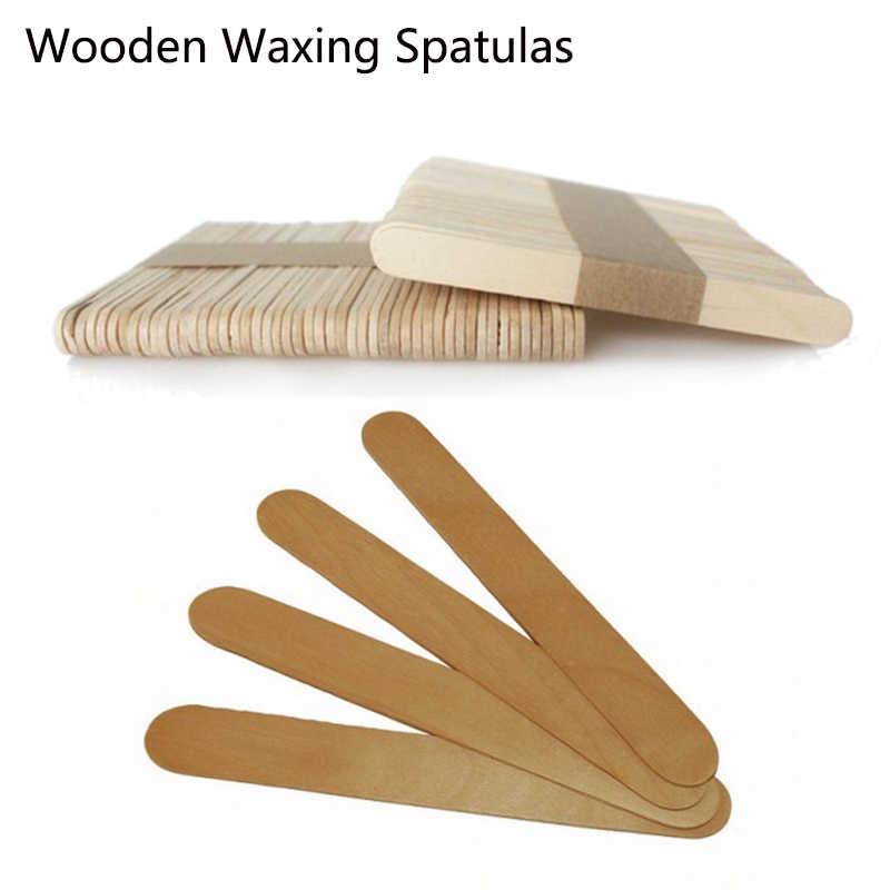 טמפרטורת בקרת שיער הסרת חם שעוות דוד פרל שעווה מקריח שעוות פרפין מכונה עם עץ Spatulas