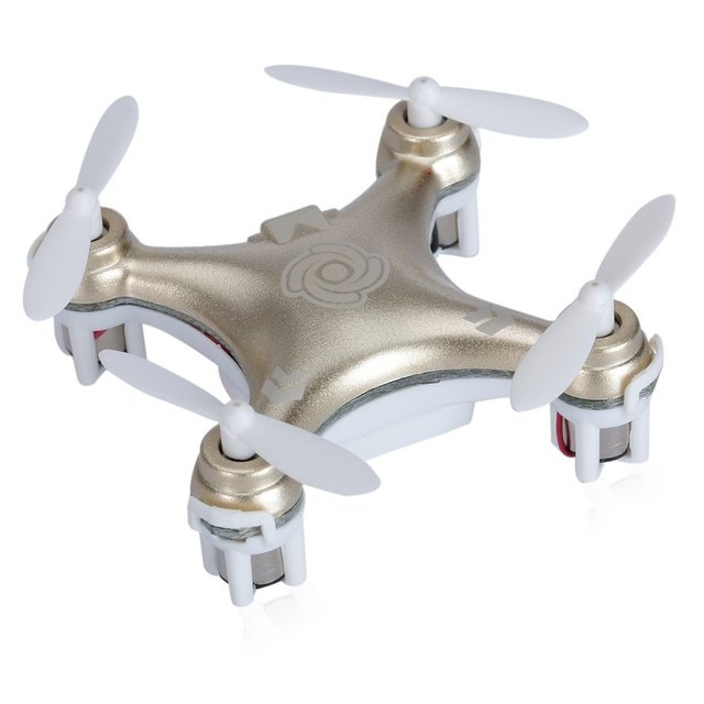 2016 Best Selling Cheerson CX - 10A cx-10 cx10 2.4ghz 4ch Remote Control Quadcopter Helicopter Mini RC Aircraft RTF Drone Toy