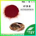 Высокое качество чистого природного астаксантин extract powder 1% 50 г