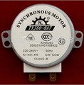 1pcs TYJ50-8A7 for Microwave Turn Table Synchronous Motor 220-240V 4W 4R/Min