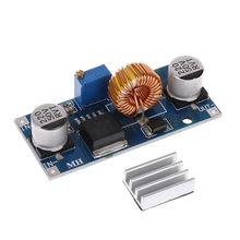 4-38V to 1.25-36V 5A 60W DC-DC Step Down Module Voltage Regulator Converter стоимость