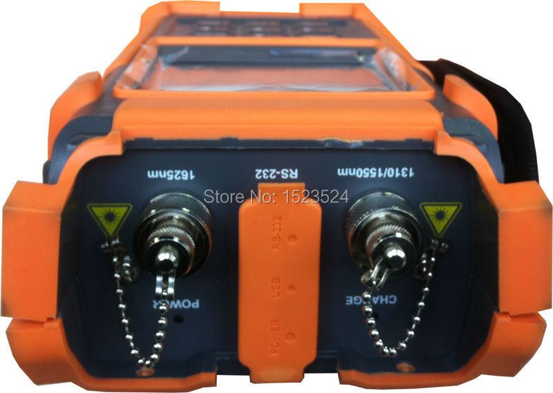 ShinewayTech S20A/E 32/30dB SM 1310/1550nm Optical Time Domain Reflectometer Fiber Optic OTDR