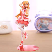 23cm Anime Stronger Sword Art Online  Collection PVC Figure Figurine Doll Resin Collection Model Toy Doll Gifts doub k 1 pcs 22cm sexy girl figurine action figure toy pvc creative gifts female doll anime kawaii model funny toys collection