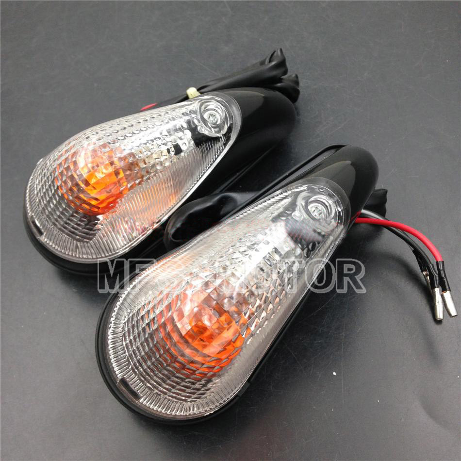 Motorcycle parts Clear Euro LED Flush Mount Turn Signal for Kawasa Ninja EX 250 for Yamaha YZF-R6S
