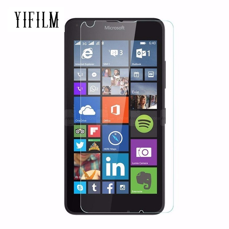 0.3mm Ultrathin Premium Screen Protector Tempered Glass Protective Film For Nokia Microsoft Lumia 640 Xl 640 N640 Dual Sim Cleaning The Oral Cavity.