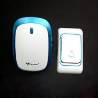 Wireless Doorbell Music Electronic Wireless Doorbell Call Doorbell AC Doorbell