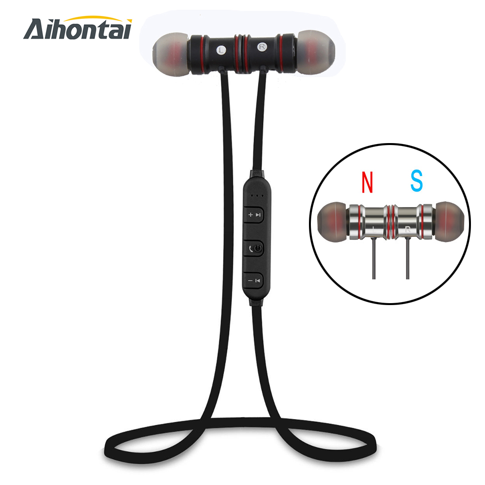 Earphones bluetooth wireless sport - sport earphones hifi bass stereo