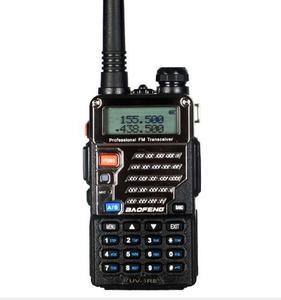 Image 2 - 128CH 5 Вт УКВ 136 174 МГц и 400 520 МГц двухстороннее Радио BF UV5R профессиональная CB радиостанция рация Baofeng BFUV5R