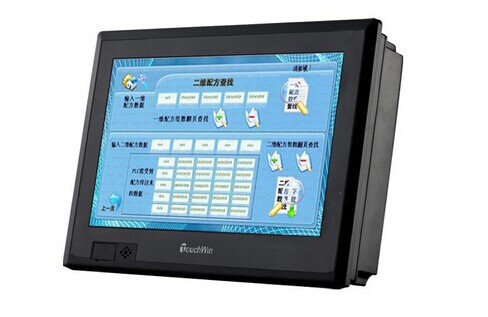 HMI 10.1 inch 800x480  USB-A oil resistanceTHA62-UTP  New with USB  program download Cable