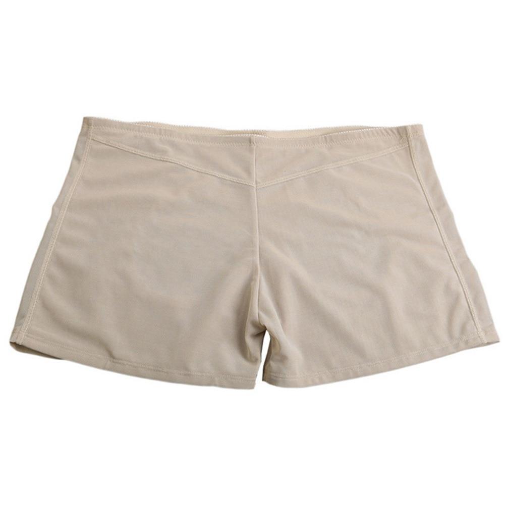 75bf7f5ac5e8 Sexy Femmes Shapers Culotte Mince Garçonne Sous-Vêtements Butin Poussoirs  Butt Enhancer Shorts Pantalon Formateurs Butt Poussoirs-Nu, ...