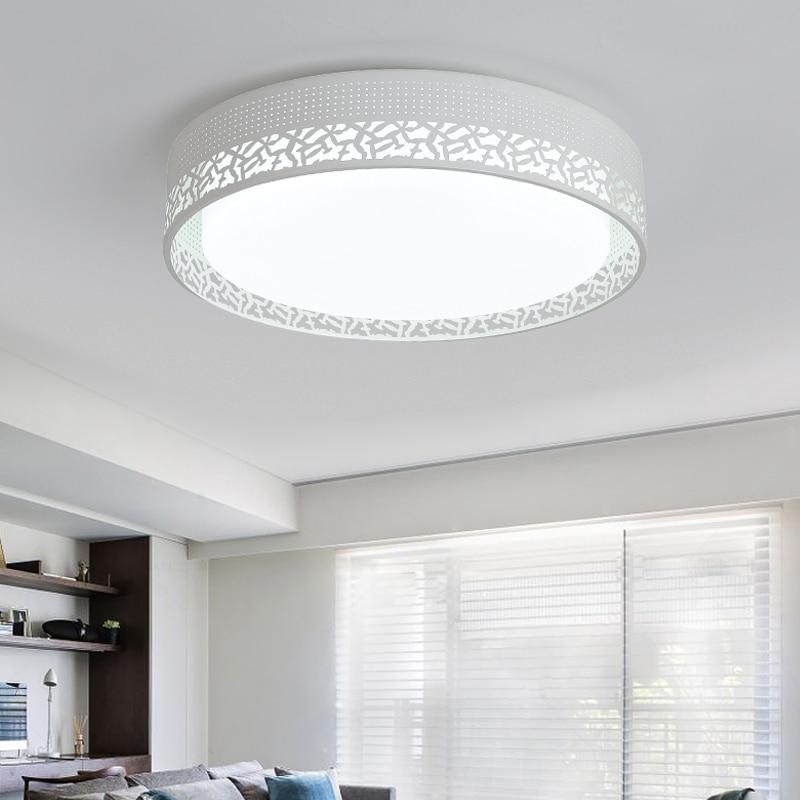 White High Power LED Ceiling chandelier For Living Room Bedroom Home ModernWhite High Power LED Ceiling chandelier For Living Room Bedroom Home Modern