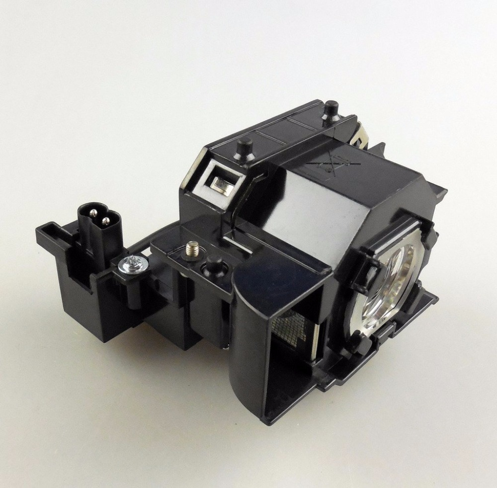 ФОТО ELPLP44 / V13H010L44  Replacement Projector Lamp with Housing  for  EPSON EH-DM2 / EMP-DE1 / MovieMate 50 / MovieMate 55