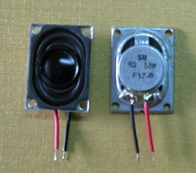 2 pcs/pack  1.5W 8 Ohm  Computer monitors Speaker   LCD TV louderspeaker  magnetic speakers flat-panel TVs good Audio sound