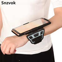 Snzvok Sports Running Carry Belt Wrist Band Pouch Case For Samsung S8 S8 Plus S7 S6