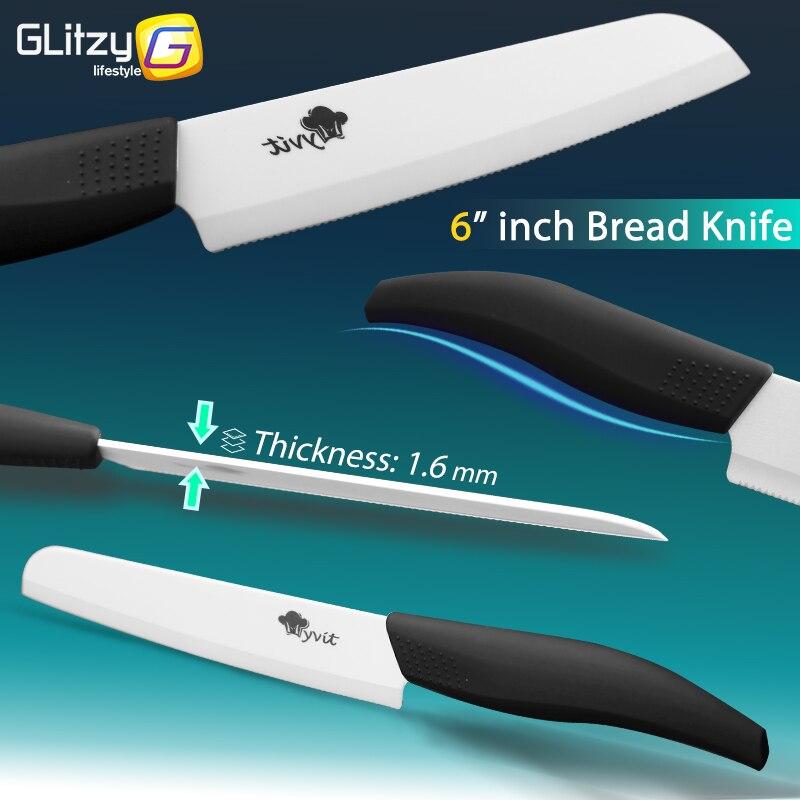 Keramički nož Bijela oštrica cirkonij 3 4 5 inča + 6 inča - Kuhinja, blagovaonica i bar - Foto 4