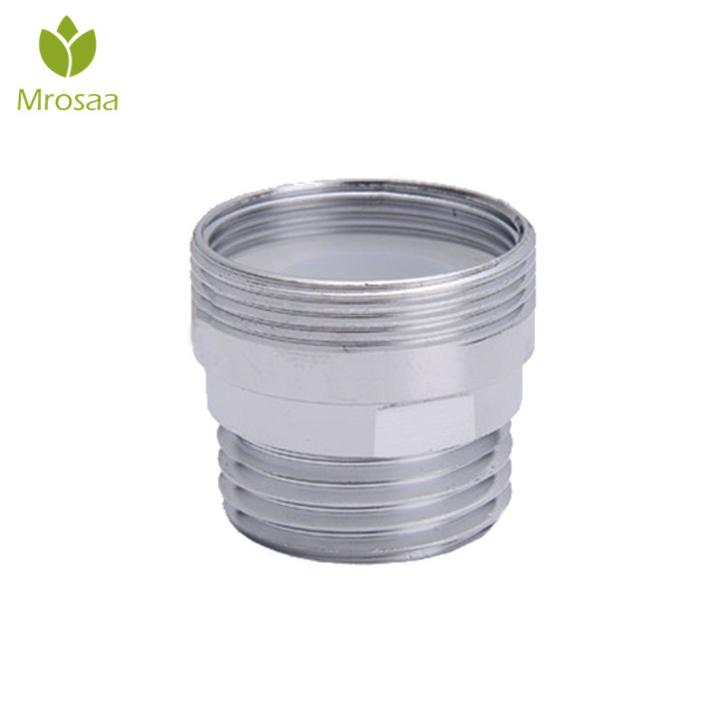 Mrosaa G1/2 Faucet Conversion Head M22 Internal Thread And M24 External Thread Tap Nozzle Aerators Connector Kitchen Accessories