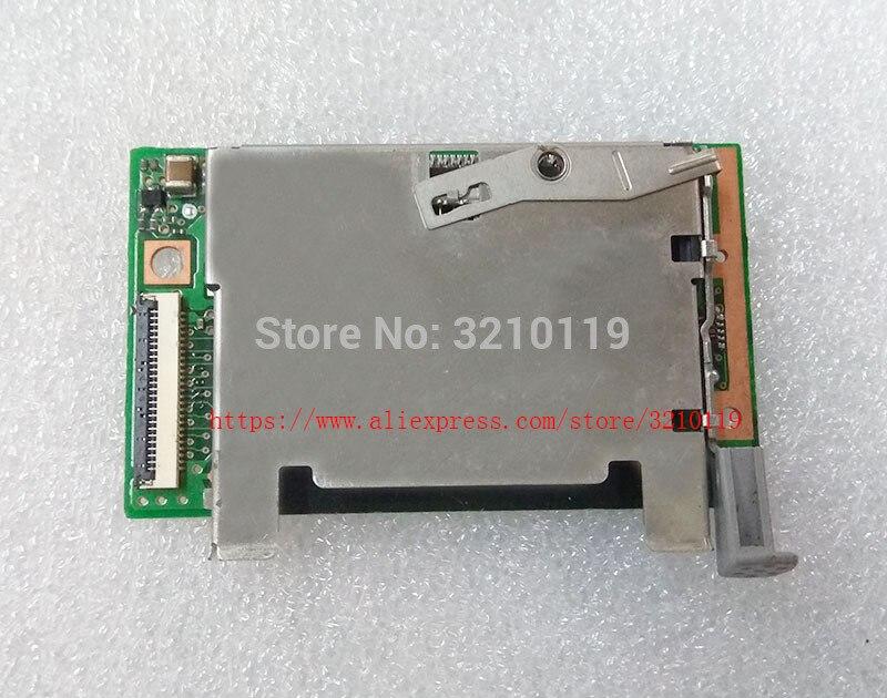 95 new CF Memory Card slot Reader For Nikon D70 D70S Digital Camera Repair Part