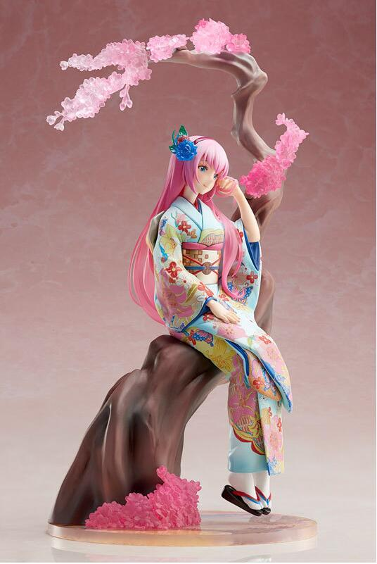 25cm Hatsune Miku Megurine Luka doll Anime Figure PVC Collection Model Toy Action figure for friends gift 1