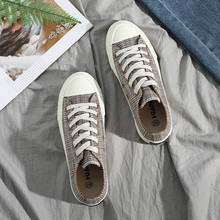 Classic Canvas Women Shoes Breathable Comfortable fashion Outdoor Students  High Quality Sneakers