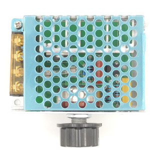 Image 5 - אחת שלב Knob מתאם AC220V 4000 W ברציפות משתנה שנאי עבור מנוע מהירות רגולטור LED בהירות בקרה