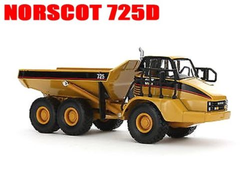 Norscot 55073 Caterpillar Cat 725D Articulated Truck Diecast 1:50 scale NEW цена 2017